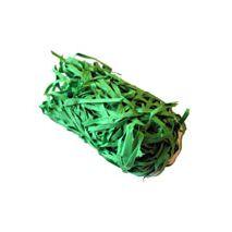 Green Shredded paper